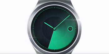 Samsung will debut new round Samsung Gear S2 smartwatch in Berlin early next month