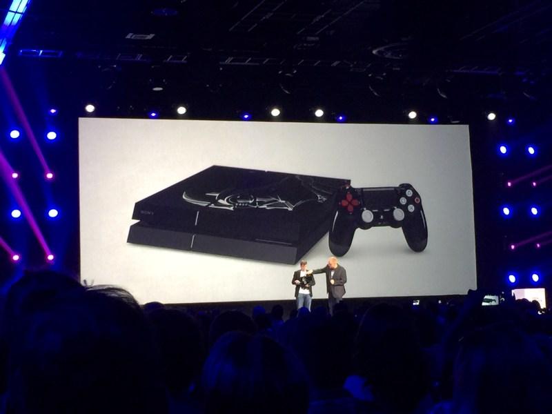 Star Wars Battlefront PS4 bundle_D23 Expo