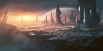 Stellaris lets you explore the galaxy — and conquer it — on May 9