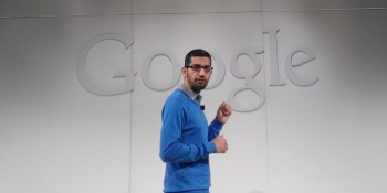 An open letter to Google's new CEO