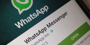 WhatsApp goes down for some on New Year's Eve (update: it's back)