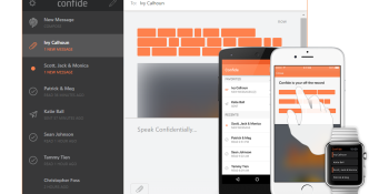 Lawsuit suggests Confide has privacy defects