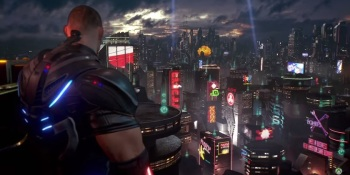 Microsoft shows off first Crackdown 3 gameplay