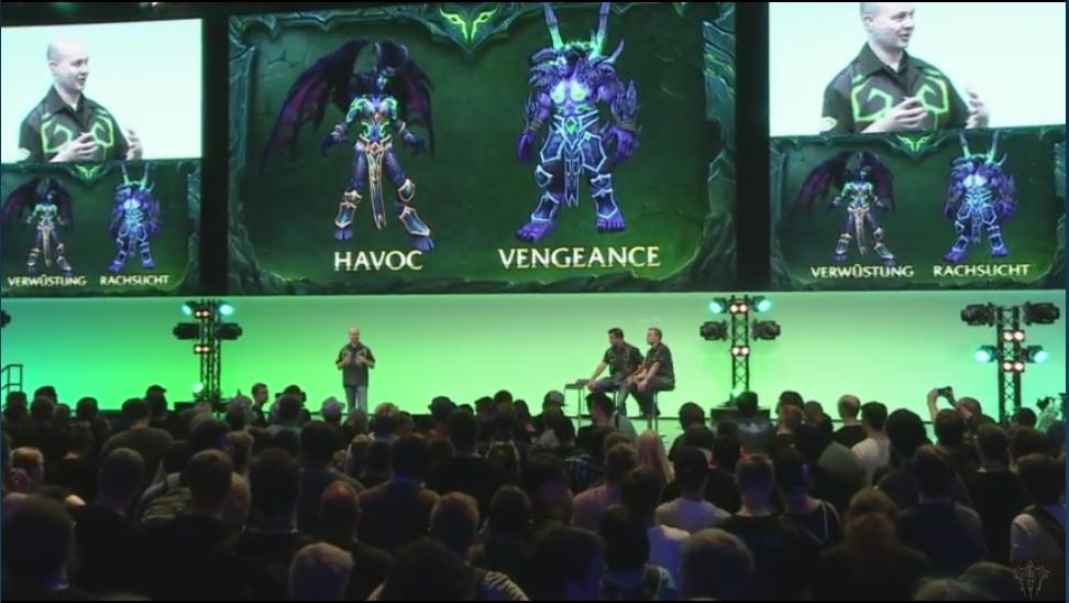 Demon Hunter Travel Forms - World of Warcraft Forums