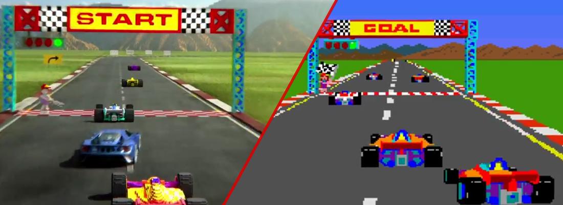 Forza Motorsports 6 tv ad comparison Pole Position