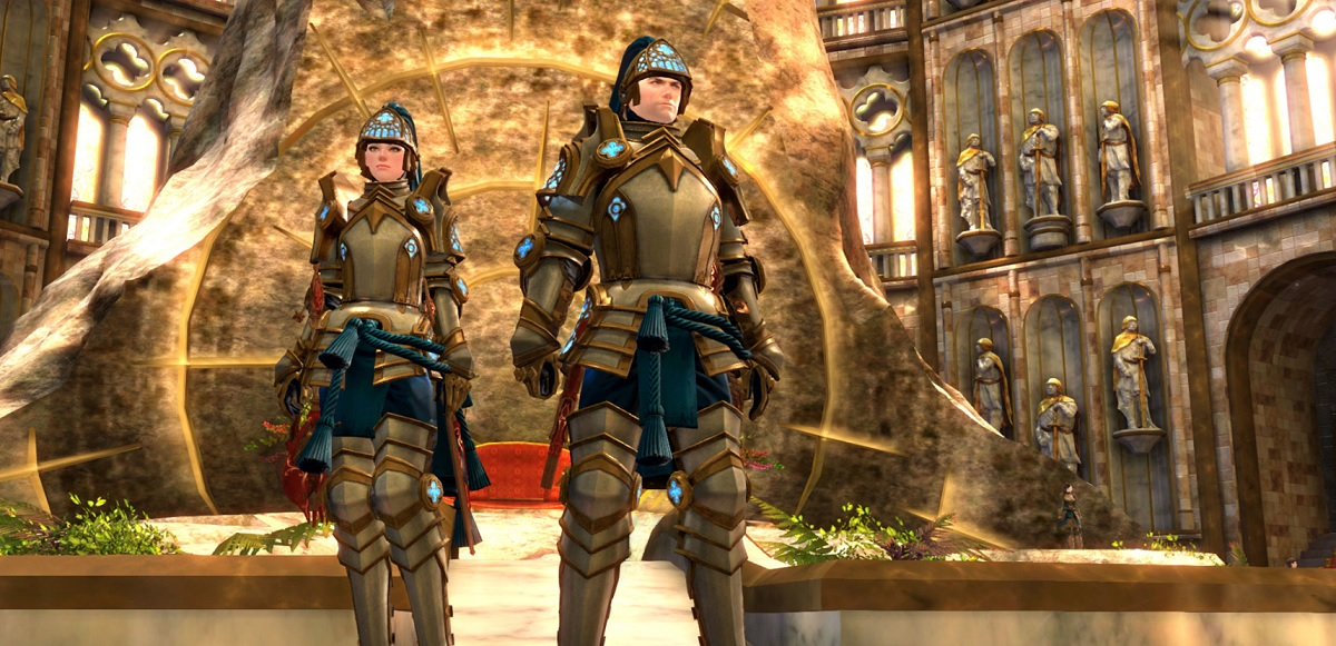 Guild Wars 2 is going to continue as is.