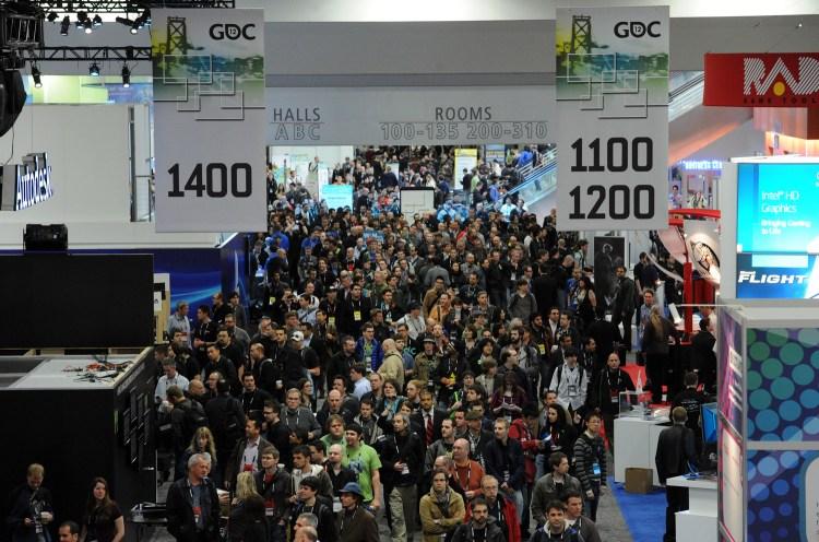 GDC in 2015.