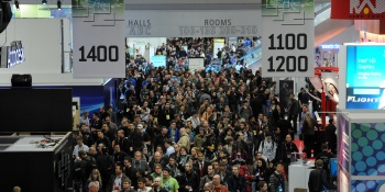GDC starts today with over 550 virtual talks on game development