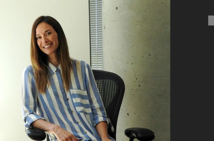 Jade Raymond of Sony's new Haven studio.