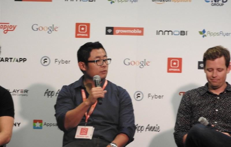James Zhang, CEO of Spellgun.