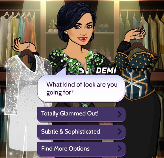 Pocket Gems Launches Demi Lovato Interactive Story Inside Episode App