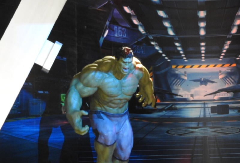 Hulk from Marvel: Contest of Champions at ChinaJoy