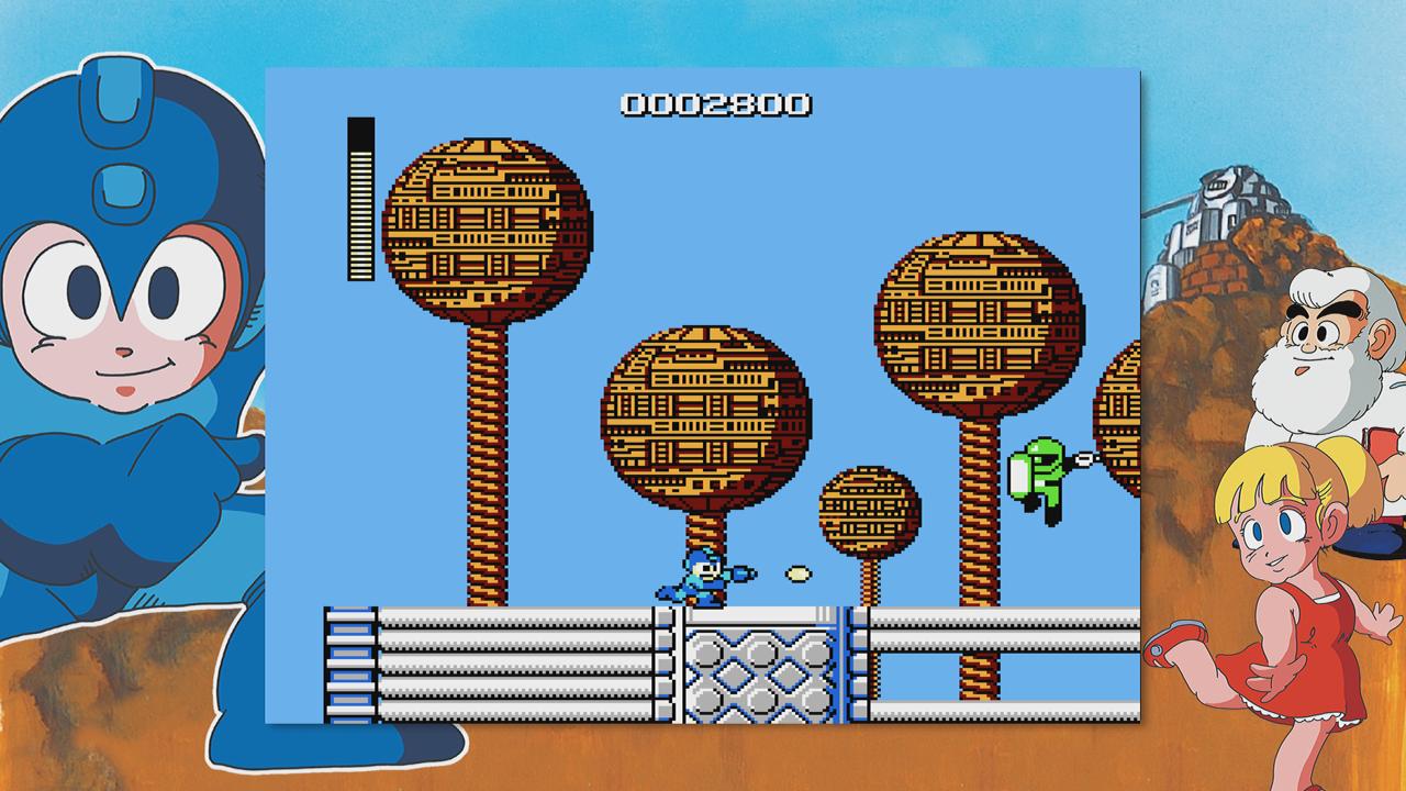 The original Mega Man.