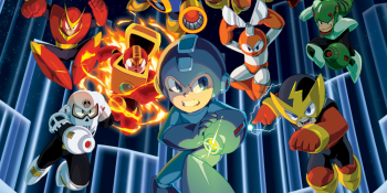 Capcom is celebrating Mega Man's 30th anniversary with some kind of live stream