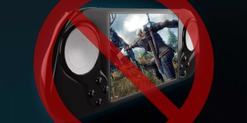 You won't be playing The Witcher 3 with the $300 portable Steam Machine