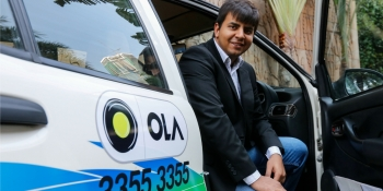 India's Ola thinks it can keep an edge over Uber with ecommerce partnerships