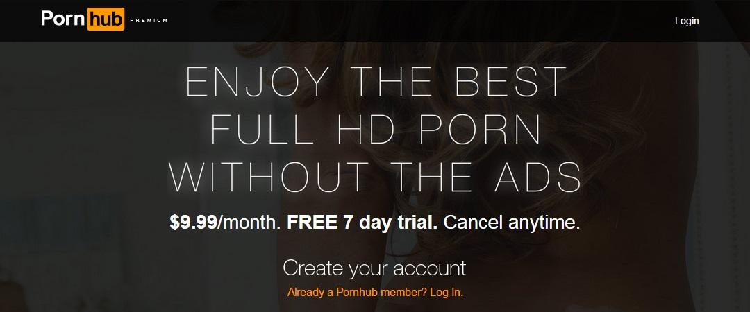 pornhub premium app