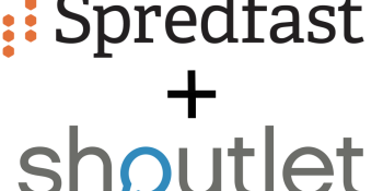 Spredfast acquires Shoutlet, merging two social media management platforms