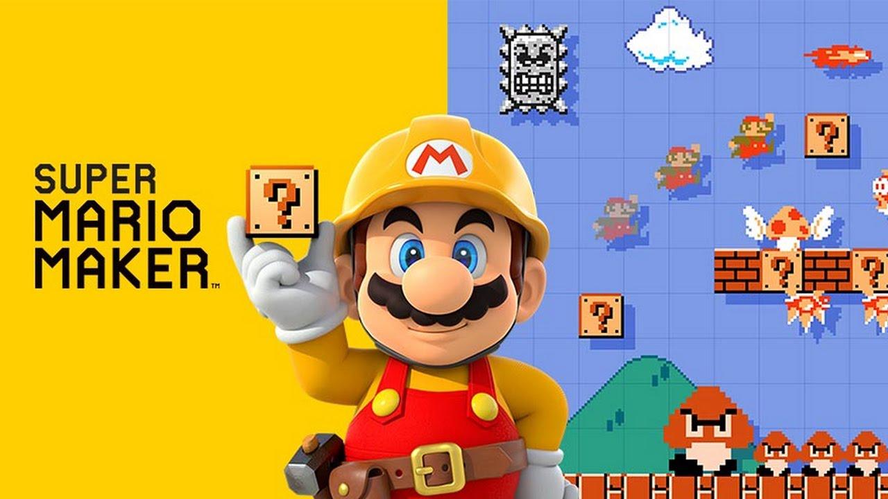 Nintendo is adding a Web portal to discover levels in Super Mario Maker.