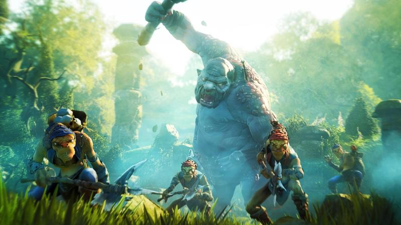 Fable Legends is being built in Unreal Engine 4