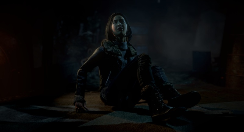 Emily isn't very nice. Will you save her too in Until Dawn?