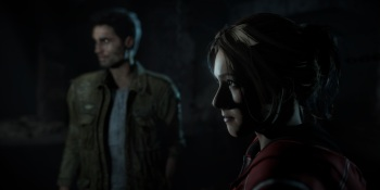 In Sony's Until Dawn interactive horror game, the player becomes part of the narrative