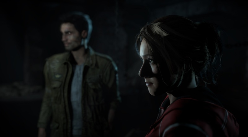 Who will your survivors be? Here's Mike and Sam in Until Dawn.