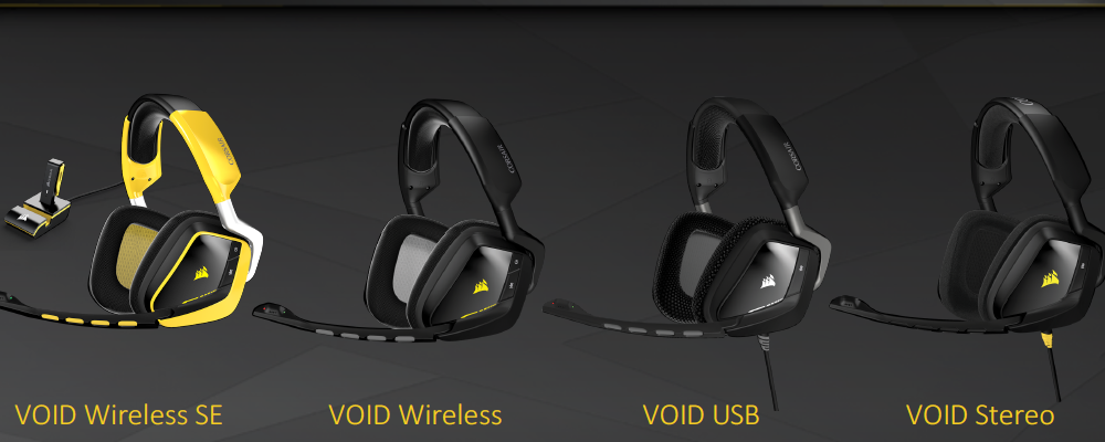 Corsair's new gaming hardware just blasted my face with