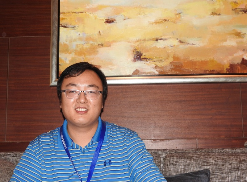Xiaofeng Zeng, China game analyst at Niko Parnters.