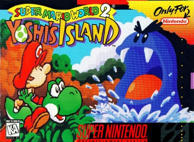 The RetroBeat: Yoshi's Island is not a 'core' Mario game