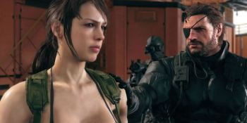 MGSV: The Phantom Pain gets real preorder discounts before next week's launch