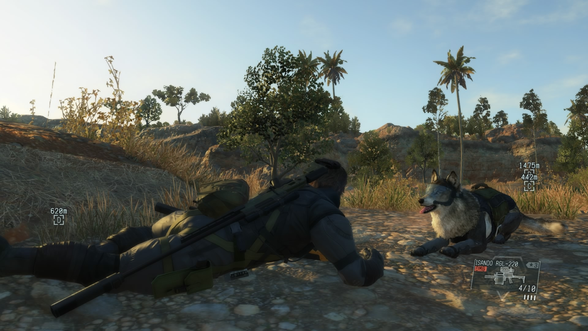 Metal Gear Solid V: The Phantom Pain is stealth perfection