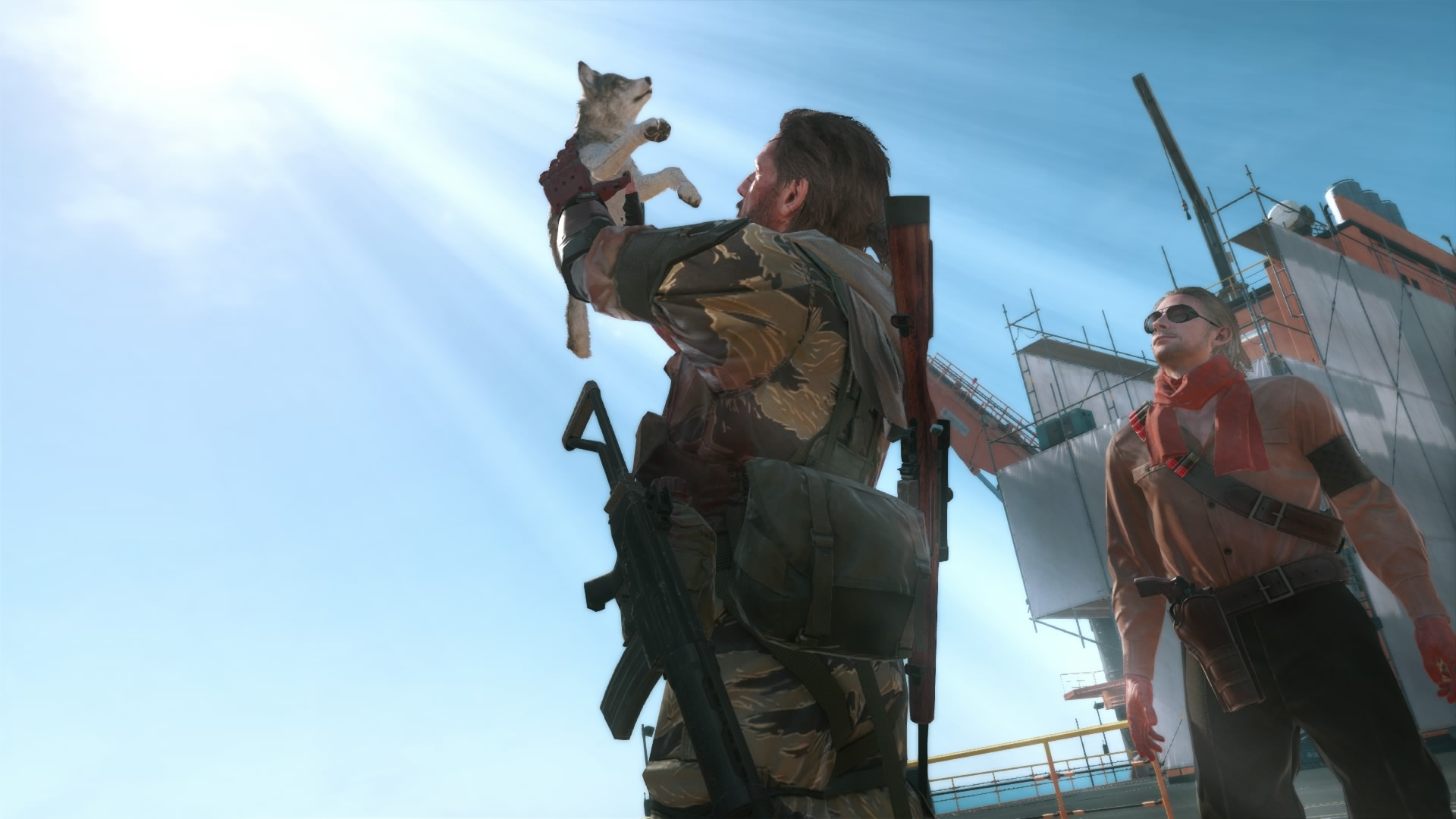 5 Questions I Have After Beating Metal Gear Solid V The Phantom