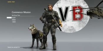 Metal Gear Solid V's DD is history's greatest dog for history's greatest soldier