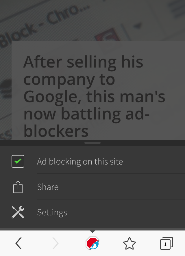 how to get adblock plus on android
