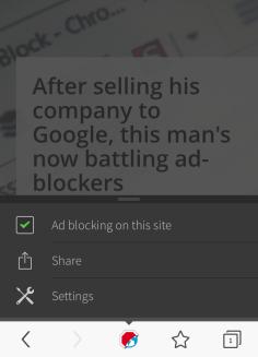 Adblock Plus for iOS