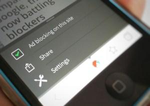 Adblock Plus - iOS