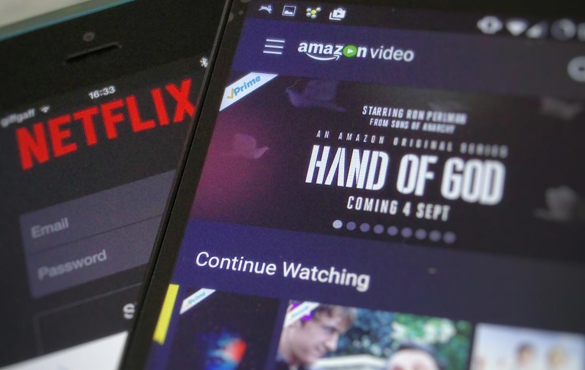 Amazon Und Netflix