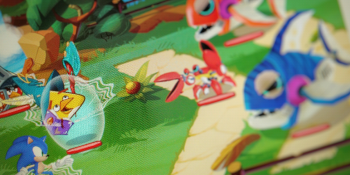 Sonic the Hedgehog zooms into Angry Birds Epic