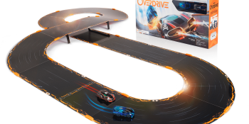 Anki Overdrive is a kick — and this racing set shows how video games have changed toys