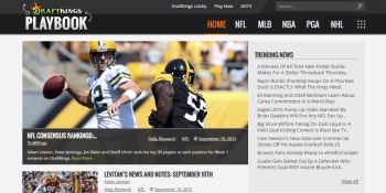 How to make a killer daily fantasy sports football roster on DraftKings and FanDuel