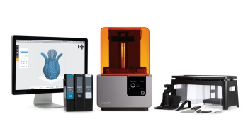 Formlabs debuts $3,499 Form 2 3D printer with better resolution and smarter prints