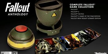 Fallout Anthology arrives tomorrow, preorder at Dell gives $25 bonus