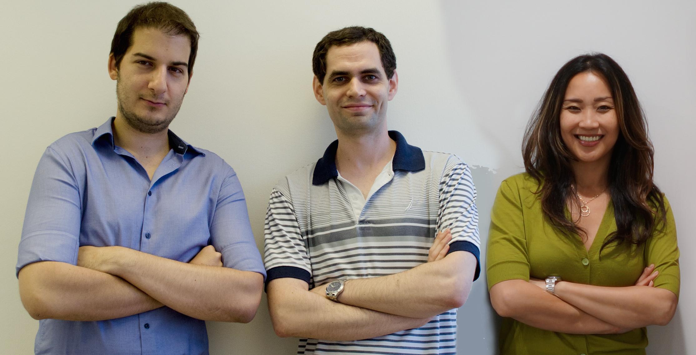 Co-founders: Gadi Elishayov, Eran Friedman, Susan Kuo