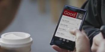BlackBerry buying Good isn't just good, it's smart