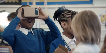 100,000 students and counting: Google brings VR kits to schools in 15 more cities