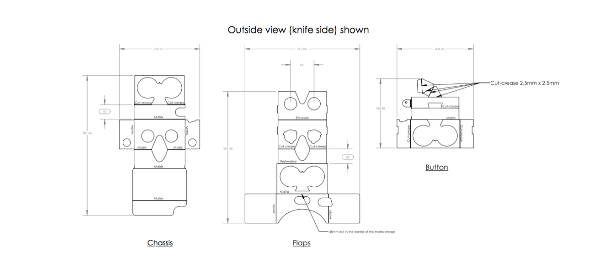 Google releases technical specifications for its Cardboard