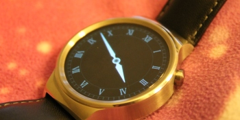 Huawei Watch hands-on: Smart-looking timepiece struggles as a smartwatch