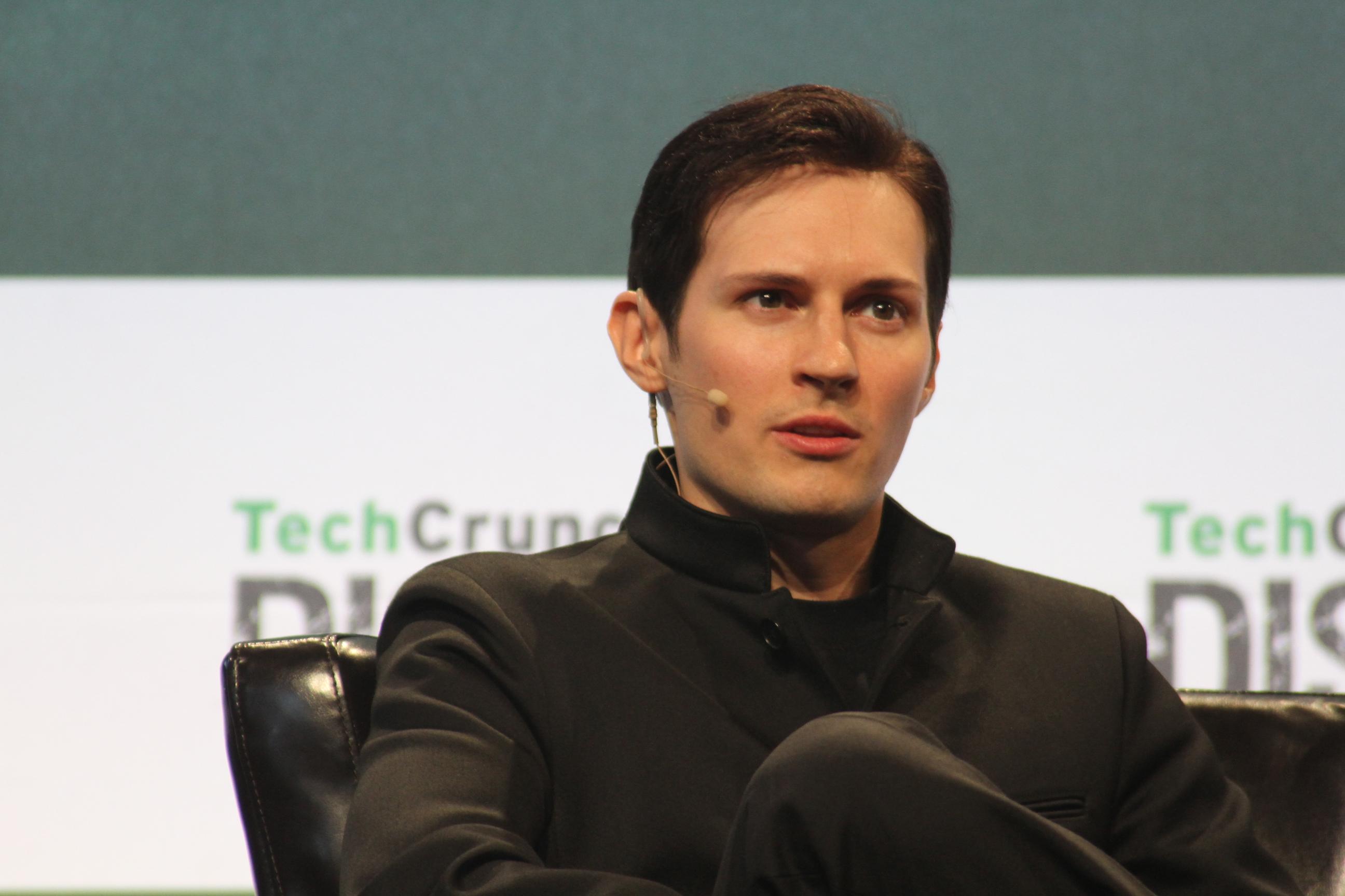 """نتيجة بحث الصور عن Pavel Druff + Telegram founder"""""""