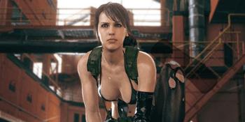 Konami confirms Quiet bug in Metal Gear Solid V: Phantom Pain
